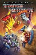 Cover-Bild zu Furman, Simon: The Transformers: Classics UK, Vol. 4