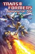 Cover-Bild zu Furman, Simon: Transformers: Regeneration One Volume 2