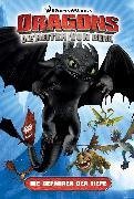 Cover-Bild zu Furman, Simon: Dragons - Die Reiter von Berk 2: Die Gefahren der Tiefe (eBook)