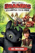Cover-Bild zu Furman, Simon: Dragons - Die Reiter von Berk 3: Die Eisfestung (eBook)