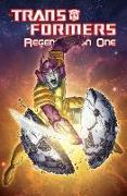Cover-Bild zu Furman, Simon: Transformers: Regeneration One Volume 3