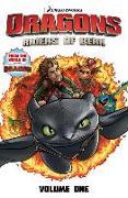 Cover-Bild zu Furman, Simon: Dragons Riders of Berk: Tales from Berk