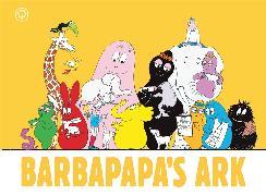 Cover-Bild zu Tison, Annette: Barbapapa's Ark