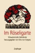 Cover-Bild zu Greyerz, Otto von: Im Röseligarte