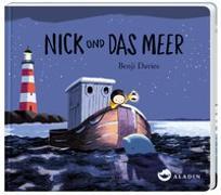 Cover-Bild zu Davies, Benji (Illustr.): Nick und das Meer