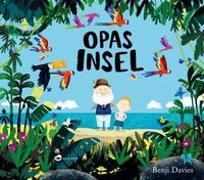 Cover-Bild zu Davies, Benji: Opas Insel