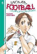 Cover-Bild zu Arakawa, Naoshi: Sayonara, Football 5