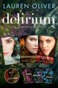 Cover-Bild zu Oliver, Lauren: Delirium: The Complete Collection (eBook)