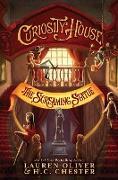 Cover-Bild zu Oliver, Lauren: Curiosity House: The Screaming Statue (Book Two) (eBook)