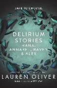 Cover-Bild zu Oliver, Lauren: Delirium Stories (eBook)