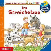 Cover-Bild zu Möller, Anne: Wieso? Weshalb? Warum? junior. Im Streichelzoo (Audio Download)