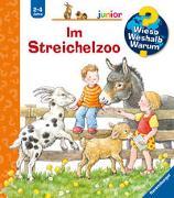 Cover-Bild zu Möller, Anne: Im Streichelzoo
