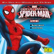Cover-Bild zu Bingenheimer, Gabriele: Marvel - Der ultimative Spiderman - Folge 5 (Audio Download)