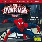 Cover-Bild zu Bingenheimer, Gabriele: Marvel - Der ultimative Spiderman - Folge 8 (Audio Download)