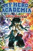 Cover-Bild zu Horikoshi, Kohei: My Hero Academia - Ultra Analysis