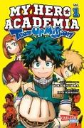 Cover-Bild zu Horikoshi, Kohei: My Hero Academia Team Up Mission 1