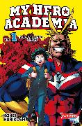 Cover-Bild zu Horikoshi, Kohei: My Hero Academia, Band 1