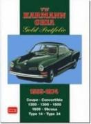 Cover-Bild zu Clarke, R. M. (Hrsg.): VW Karmann Ghia Gold Portfolio 1955-1974