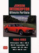 Cover-Bild zu Clarke, R. M. (Hrsg.): Jensen Interceptor Ultimate Portfolio 1966-1992
