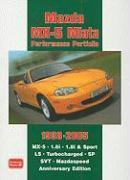 Cover-Bild zu Clarke, R. M. (Hrsg.): Mazda MX-5 Miata Performance Portfolio 1998-2005