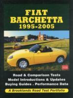 Cover-Bild zu Clarke, R. M. (Hrsg.): Fiat Barchetta 1995-2005 Road Test Portfolio