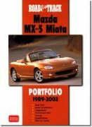Cover-Bild zu Clarke, R. M.: Road & Track Mazda MX-5 Miata 1989-2002 Portfolio