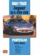 "Cover-Bild zu Clarke, R. M. (Hrsg.): ""Road and Track"" Jaguar XJ-S/XK8/XKR Portfolio 1975-03"