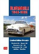 Cover-Bild zu Clarke, R. M. (Hrsg.): Oldsmobile Limited Edition Premier 1948-1963