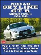 Cover-Bild zu Clarke, R. M.: Nissan Skyline GT-R Ultimate Portfolio 1969-2010