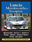 Cover-Bild zu Clarke, R. M. (Hrsg.): Lancia Montecarlo & Scorpion Road Test Portfolio