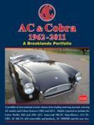 Cover-Bild zu Clarke, R. M. (Hrsg.): AC & Cobra 1962-2011