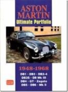 Cover-Bild zu Clarke, R. M. (Hrsg.): Aston Martin Ultimate Portfolio 1948-1968