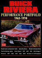 Cover-Bild zu Clarke, R. M. (Hrsg.): Buick Riviera Performance Portfolio 1963-78