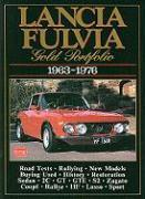 Cover-Bild zu Clarke, R. M. (Hrsg.): Lancia Fulvia Gold Portfolio, 1963-76