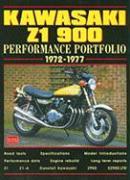Cover-Bild zu Clarke, R. M.: Kawasaki Z1 900 Performance Portfolio 1972-1977