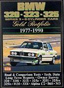 Cover-Bild zu Clarke, R. M. (Hrsg.): BMW 320, 323, 325 Gold Portfolio, 1977-90