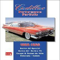 Cover-Bild zu Clarke, R. M. (Hrsg.): Cadillac Performance Portfolio 1959-1966