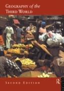 Cover-Bild zu Clarke, C. G: A Geography of the Third World (eBook)