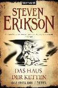 Cover-Bild zu Erikson, Steven: Das Spiel der Götter (7)