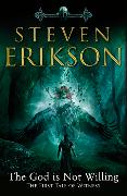 Cover-Bild zu Erikson, Steven: The God is Not Willing