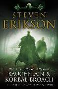 Cover-Bild zu Erikson, Steven: The Second Collected Tales of Bauchelain & Korbal Broach (eBook)