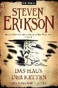 Cover-Bild zu Erikson, Steven: Das Spiel der Götter (7) (eBook)