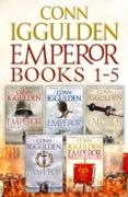 Cover-Bild zu Iggulden, Conn: Emperor Series Books 1-5 (eBook)