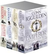 Cover-Bild zu Iggulden, Conn: Emperor Series Books 1-4 (eBook)