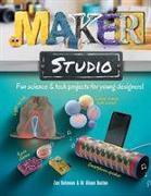 Cover-Bild zu Buxton, Dr Alison: Maker Studio