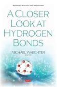 Cover-Bild zu Waechter, Michael (Hrsg.): A Closer Look at Hydrogen Bonds