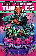 Cover-Bild zu Eastman, Kevin: Teenage Mutant Ninja Turtles Volume 21: Battle Lines