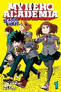 Cover-Bild zu Yoshi Anri: My Hero Academia: School Briefs, Vol. 1