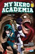 Cover-Bild zu Horikoshi, Kohei: My Hero Academia 6