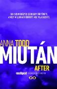 Cover-Bild zu Todd, Anna: Miután (eBook)